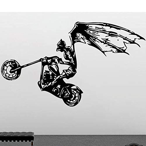 Geiqianjiumai Motorfiets applicatie Harley Motorfiets Sport Muursticker Motorfiets Vinyl Stickers Muurkunst