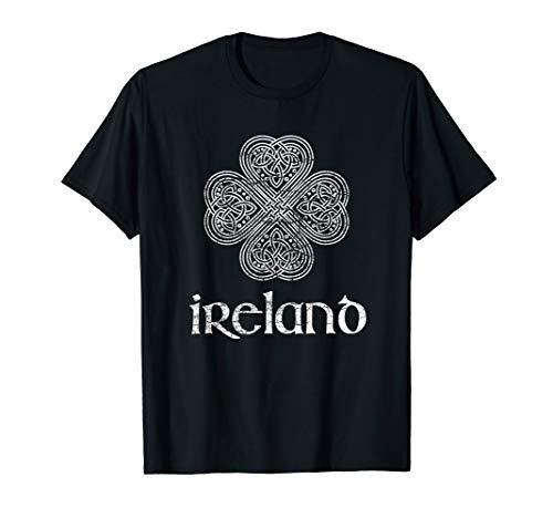 Vintage Ireland Irish Celtic Knot St. Patrick's Day T-Shirt