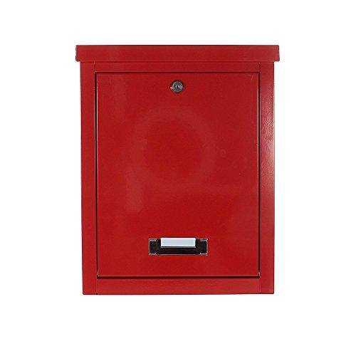 Caja de Correos Rottner Brighton Roja