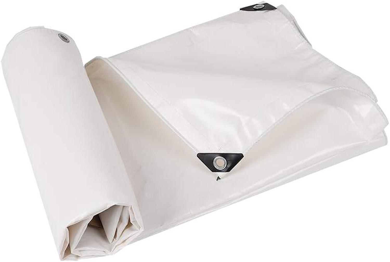 a precios asequibles Lona blancoa Piel de Lluvia de PVC Gruesa al Aire Aire Aire Libre Sombra Sombra de Sol Tela Tela Impermeable Projoector Solar (Tamaño   3  5m)  Envíos y devoluciones gratis.