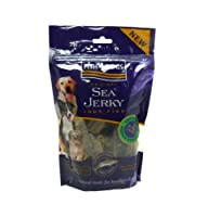 Fish4dogs Sea Jerky Skinny Strips 100g Foods - Dog - Treats Natural Pre-Pack
