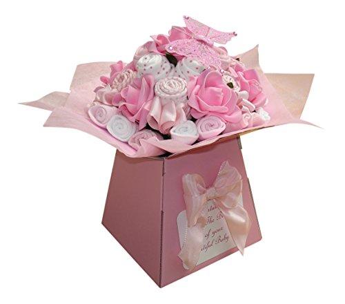 Bébé Fille Vêtements Bouquet Cadeau de Baby Shower