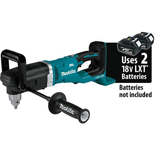 Makita XAD03Z 18V X2 LXT Lithium-Ion (36V) Brushless Cordless 1/2' Right Angle Drill, Tool Only