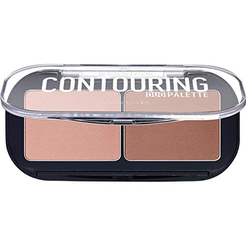 ESSENCE CONTOURING DUO PALETTE 10 LIGHTER SKIN