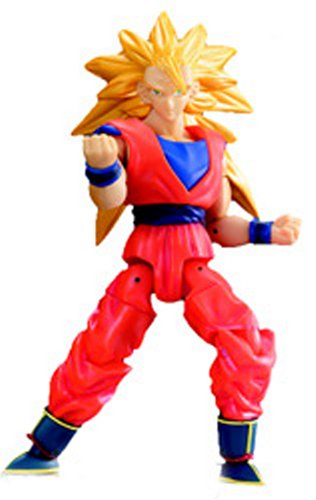 Dragon Ball Z Ultimate Figure Vol. 7 Super Saiyan 3 Son Goku (Asia Version) (japan import)