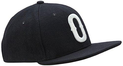 JACK & JONES Herren Baseball Cap WOOLO SNAPBACK ORG, Gr. One size, Schwarz (Black C-N10)