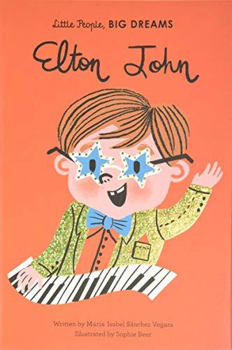 Elton John (Little People, BIG DREAMS, 50)