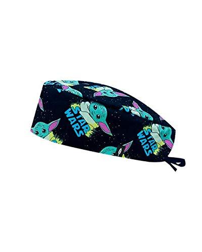 Robin Hat - Op-haube YODA KURZHAAR-modell - 100% Baumwolle (autoklav)