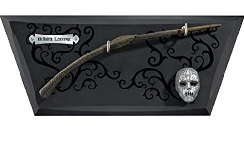 The Noble CollectionEdle Sammlung Harry Potter Bellatrix Lestrange Zauberstab