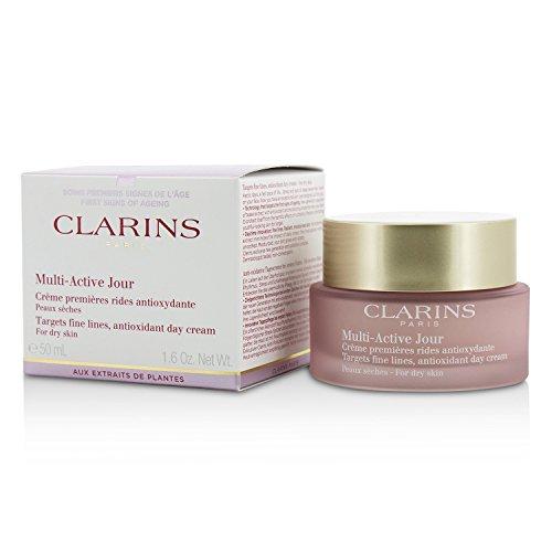 Clarins Multi-Active Jour Peaux sèches Tagescreme, 50 ml