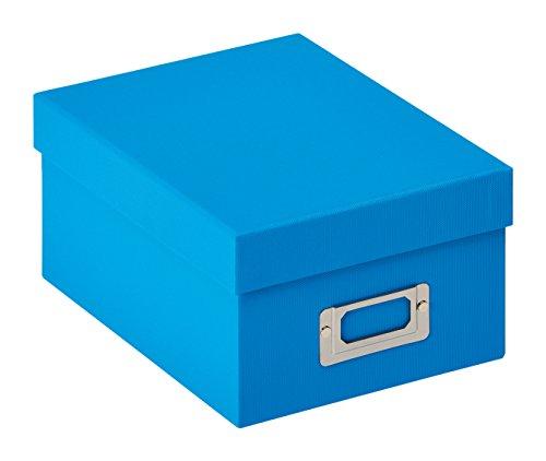 Walther Design Aufbewahrungsbox Fun, oceanblau