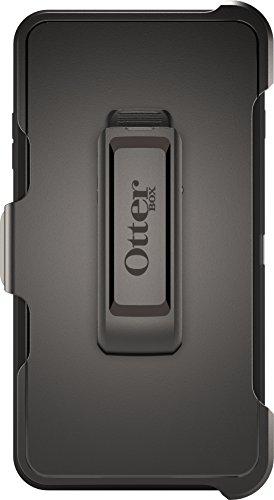 OtterBox DEFENDER iPhone 6 PLUS/6s PLUS Case - Retail Packaging - BLACK, 77-54931