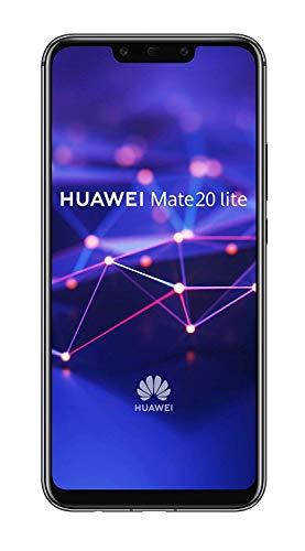 HUAWEI Mate 20 lite Dual-SIM Black Android 8.1 - 3