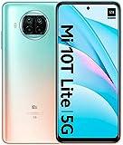 Xiaomi Mi 10T Lite 5G - Smartphone 6+128GB, 6,67' FHD+ DotDisplay, Snapdragon 750G, Cámara cuádruple de 64 MP con IA, 4820 mAh, Rosa Dorado (Versión oficial)
