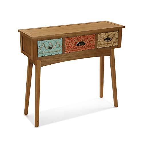 Muebles Entrada Recibidor Vintage Marca Versa