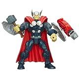 Marvel Super Hero Mashers Thor Figura de 15,2 cm