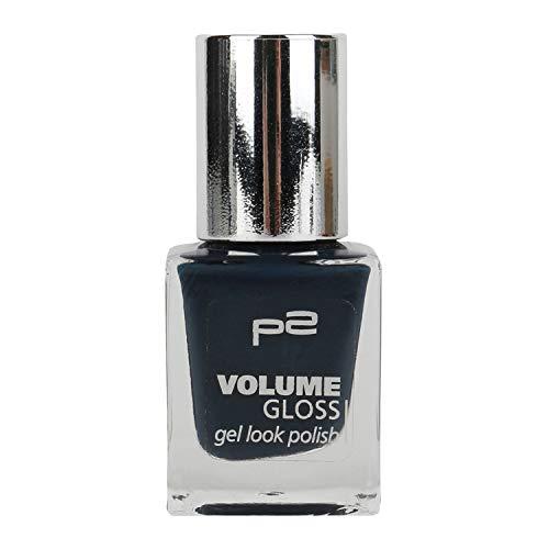 3x p2 cosmetics Gel Nagellack 177945 Volume Gloss Gel Look Polish