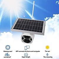 YANHUA 2MP HD 1080P 4G Network Solar Panel WiFi IP Camera Outdoor Outside Wireless Security Camera Surveillance CCTV Camera