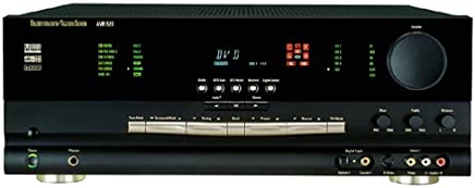 Harman Kardon AVR520 Audio/Video Receiver (Discontinued by Manufacturer)