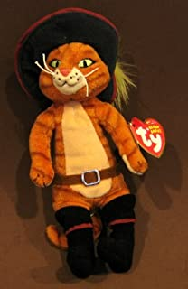 boots the cat beanie baby