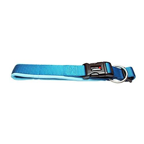 Wolters | Halsband Professional Comfort in Aqua/Azur | Halsumfang 40 - 45 cm