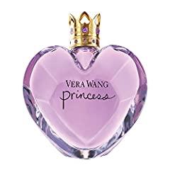 The princess in you: wear Vera Wang Princess Eau De Toilette Spray, a scent that spirits you away Time to play: a whimsical fragrance that captures your playful spirit A magical blend: an oriental vanilla gourmand blend with water lily, Tahitian tiar...