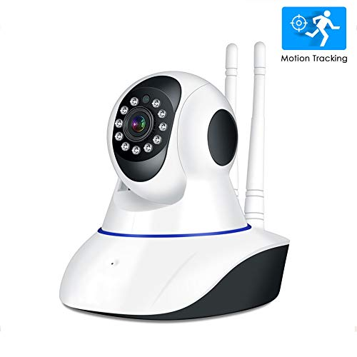 Sale!! DBM-TOR Wireless Security Surveillance Smart WiFi Baby Monitor with IR Night Vision, 2 Way Au...