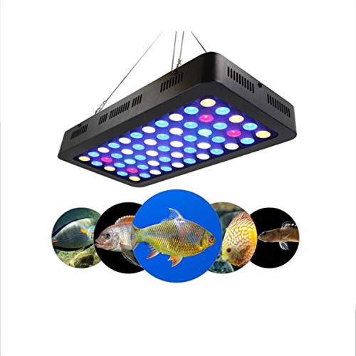 Plant lamp 165W LED Plant Light, LED Full Spectrum Growth Lamp Growth Lamp Indoor Plant Vegetables and Flowers