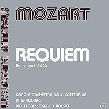 Mozart: Requiem in D Minor, K. 626 (Missa pro defunctis)