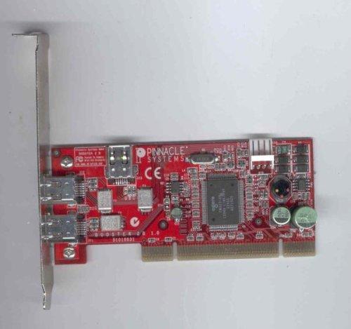 Pinnacle Booster 2B Firewire PCI Adapter