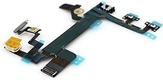 Reemplazo Power ON Off Volumen Mudo LED Sensor de Luz Power ON/Off - Mute Switch - Volume Buttons - LED Flash Light Compatible con iPhone 5S