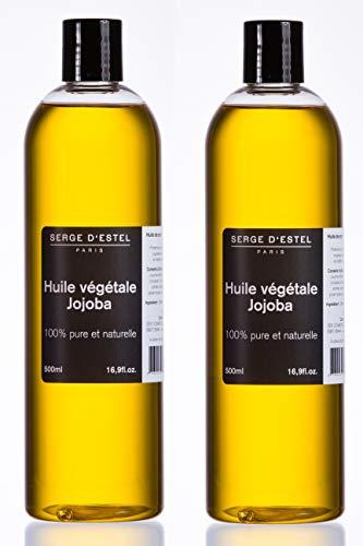 Huile de Jojoba 1L. Première Pression à Froid...