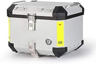 トップケース パニアケース バイク用 リアボックス バイクボックス 着脱可能式 大容量 40L