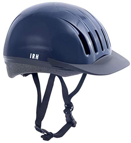 IRH International Riding Helmets Equi-Lite Helmet Navy Medium