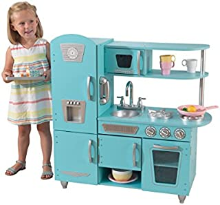 kidkraft vintage kitchen blue