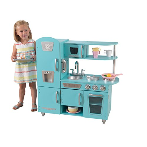 Wooden Vintage Play Kitchen