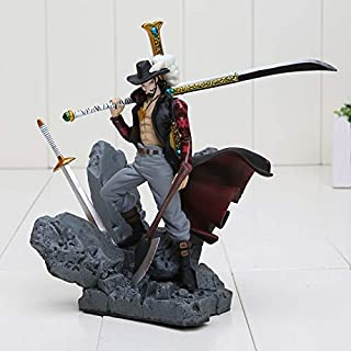 Anime Figure Dracule Mihawk Luffy PVC Action Figure Brinque Collection Toy 15Cm Must Have Tools Gift Tags The Favourite 5T Superhero Girls UNbox Dolls