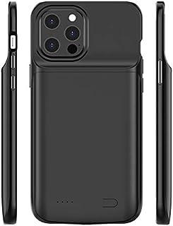 جراب LUJAIN لهاتف iPhone12 Pro Max 4800 مللي أمبير في الساعة