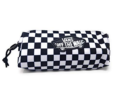 Vans Pencil Pouch (Black/White Checkered)