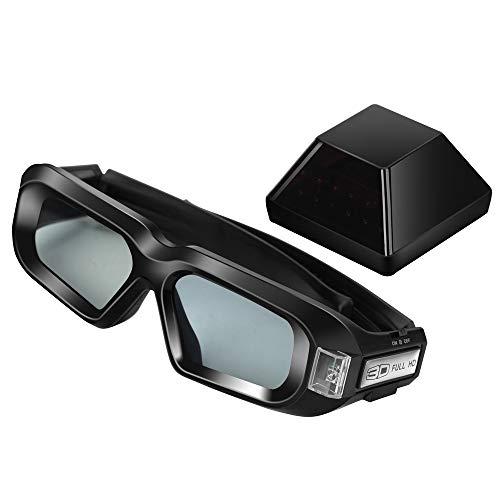 Kabelloses 3D-Stereobrillen-Kit mit Emitter für die nVIDIA-Grafikkarte (3D Vision Kit)