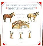 Liberty Falls Miniature Pewter Accessory Set; AH51 from The Ameriana Collection