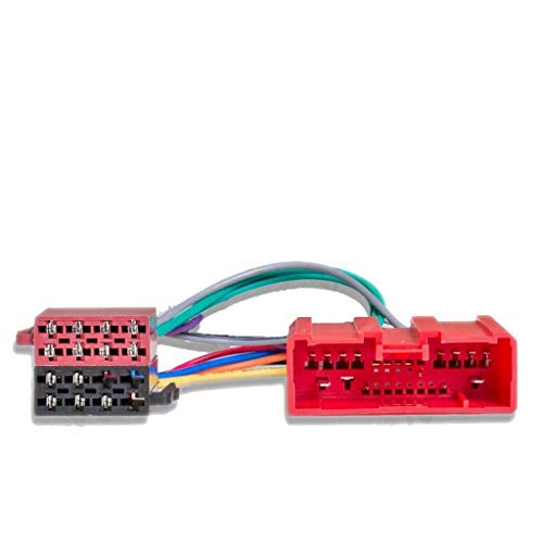 Mazda Millenia > Iso Radio/Stereo Kabelbaum/Adapter/Verkabelung Anschluss