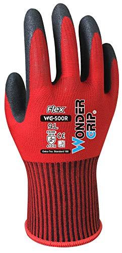 Wonder Grip WG-500 R Flex Grösse XL/10 Allzweckhandschuhe– Basteln und Heimwerken