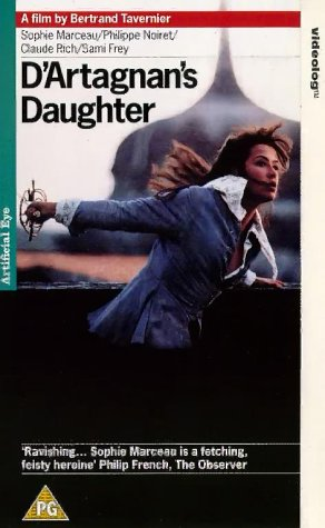 D'Artagnan's Tochter [UK-Import] [VHS]