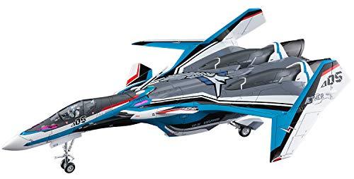 ハセガワ マクロスシリーズ マクロスデルタ VF‐31J改 ジークフリード ハヤテ機 1/72スケール プラモデル 6...