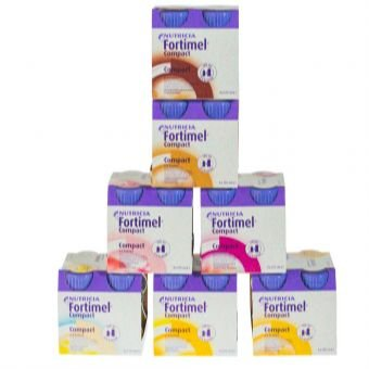 Fortimel Compact Mischkarton 8X4X125 ml
