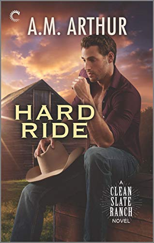 Hard Ride: A Gay Cowboy Romance (Clean Slate Ranch Book 5)