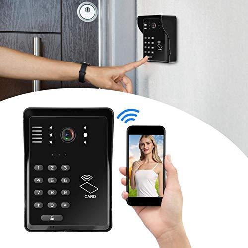 Funciones de cámara y video Timbre de intercomunicación, Equipo de hogar inteligente(100-240V European standard, 12)