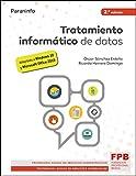 Tratamiento informático de datos 2.ª edición 2021