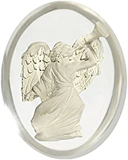 AngelStar 17151 Gabriel Archangel Pocket Stone, 1-3/8-Inch